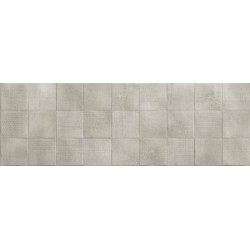 Azteca Wellness 40x120 Patch Grey Rectificado