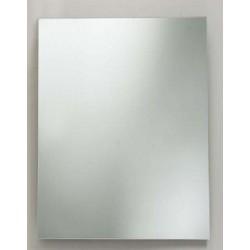 """Espejo Lluna """"L"""" 100x80 (Colgador especial focos pinza)"""