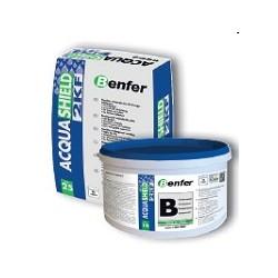 Aquafin 2K/M + Uniflex M Mortero Impermeabilizante