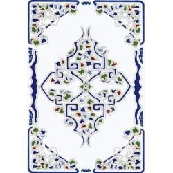 Ribesalbes Toledo Azul 20x30