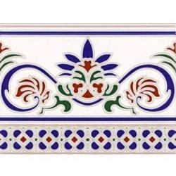 Ribesalbes Cenefa Granada 15x20