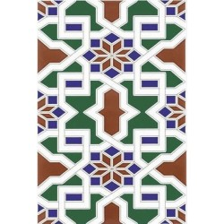 Ribesalbes Medina Verde 20x30