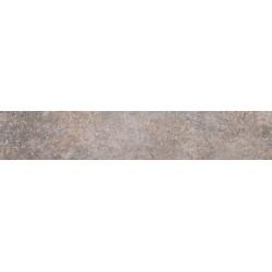 Oset Rodapie City Grey Mate 8x45