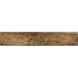 Oset Plinthe Cottage Brown mat 8x45