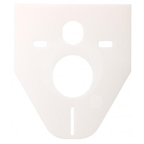Glacera.Insonorizante para inodoro suspendido VLOZKAWC (Para colocar entre el Sanitario y la ceramica)