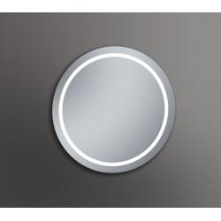Sdz Espejo Redondo Bennu Led de 60/80 cm de diametro