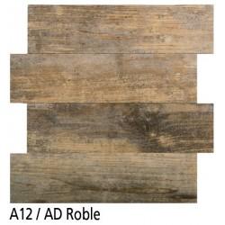 Euroshrink Mosaico Autoadhesivo A12 Roble vinílico