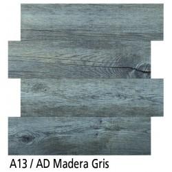 Euroshrink Mosaico Autoadhesivo C13 Madera Gris vinílico
