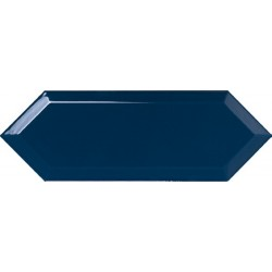 Picked Beveled Navy