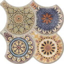 Oset Porcelanico Granada Deco Colours 32,5x32,5