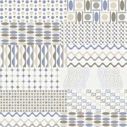 Ribesalbes-Plaqueta Lisa Sage brillo 10x30
