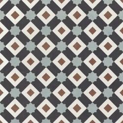 Cerdisa ceramiche Medley Decor Folk 20x20