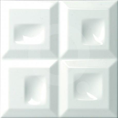 Structure Blanc Mat 20x20