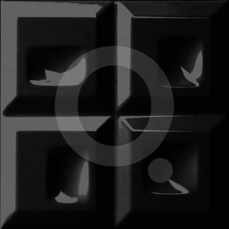 Structure Noir Mat 20x20