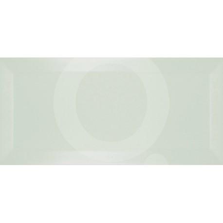 Bisel Marfil Brillo 10x20