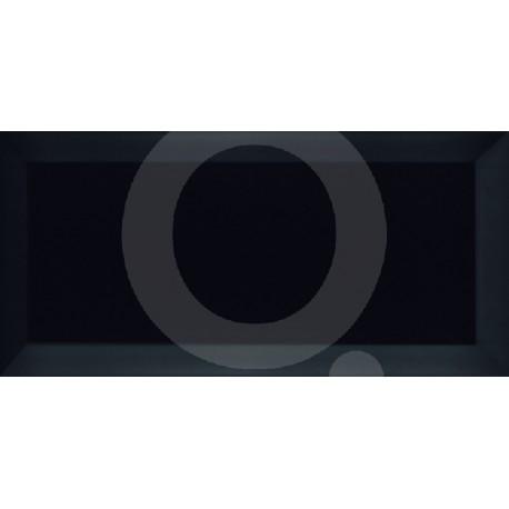 Bisel Negro Brillo 10x20