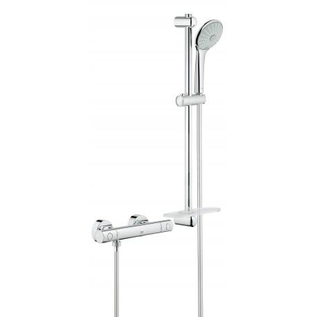Grohe Grohtherm 1000 Termostato ducha + Kit con Barra
