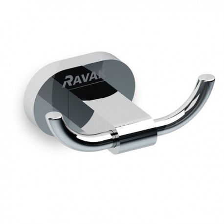 Ravak Chrome Doble Gancho