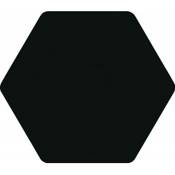 Florencia Base Negro 25,8x29 Porcelánico