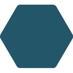 Florencia Base Azul 25,8x29 Porcelánico