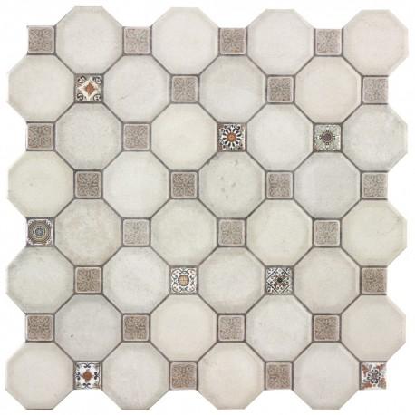 Royal White 33x33