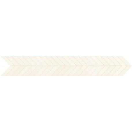 Smooth Fascia Freccia Milk Brillo 10x60