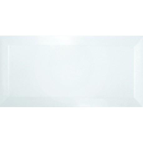 Bisel Blanco Brillo 7.5x15