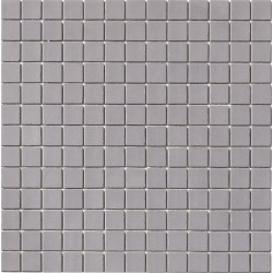 Matt Collection Gris Oscuro 33x33 Mosaico Cristal