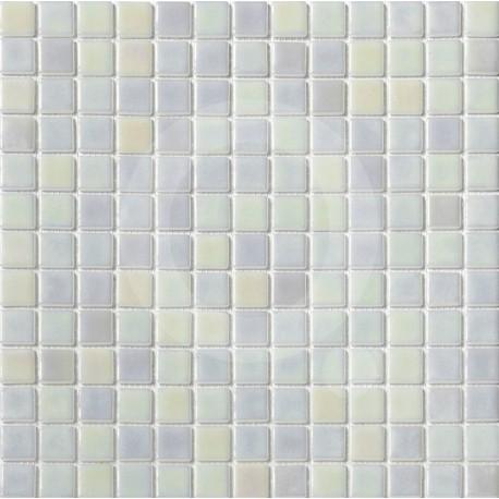 Platino Perla 33x33 Mosaico Cristal