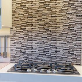 Mosaico enmallado