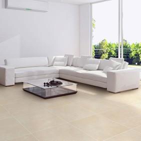 Pavimento con aspecto cemento