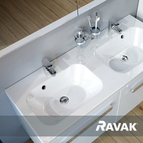 Serie Chrome Ravak