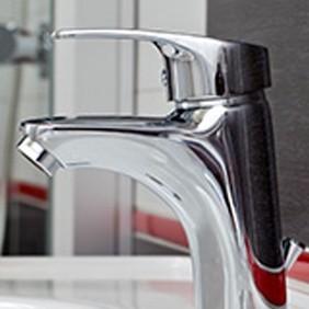 grifos altos modernos para lavabo