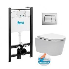 Inodoros con cisterna empotrada
