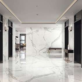 Porcelánico gran formato de lujo