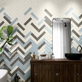 azulejos con brillo