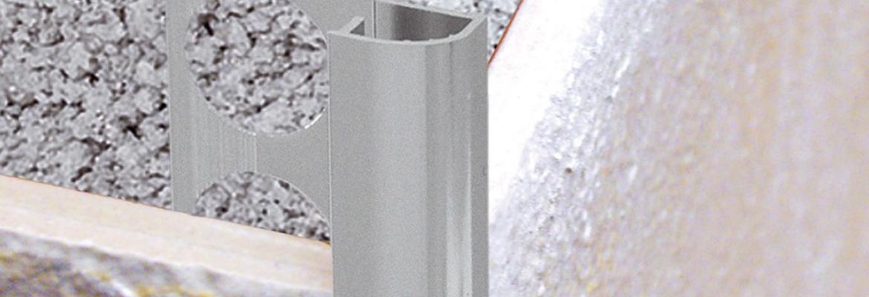 Ángulos de aluminio