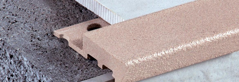 Étapes Profilage en résines végétales-aluminium-inox. Euroshrink