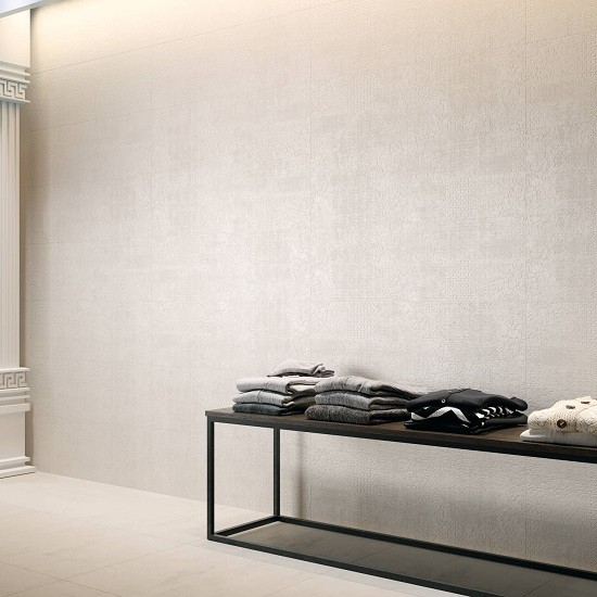Evolution Textile Ivory 30x90 rec